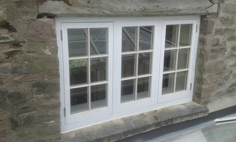 Triple Casement Window