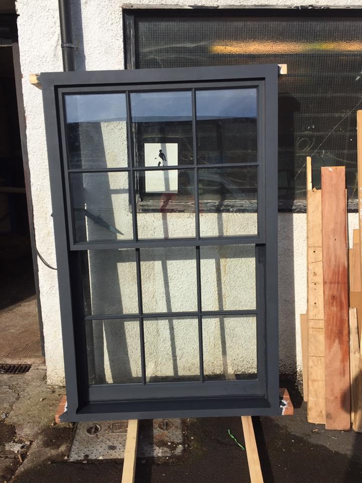 Dulplex, Georgian Bar Sliding Sash Window
